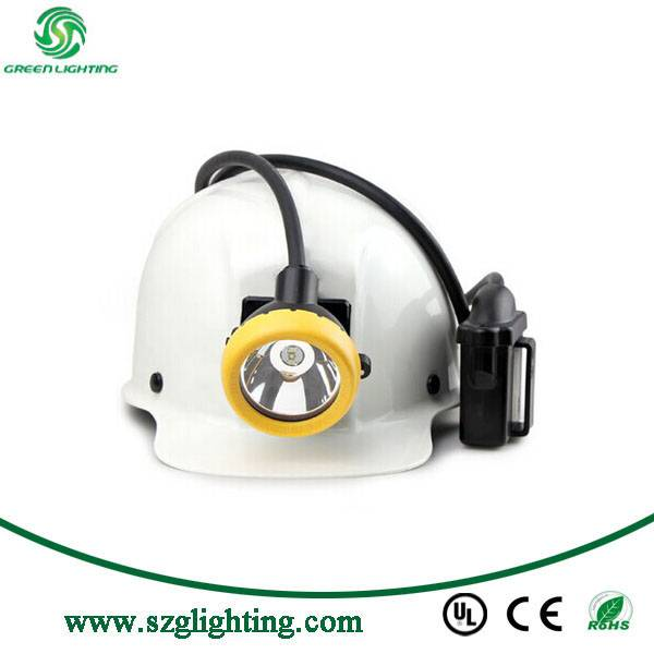 LED cordless type ATEX certified LED miners cap lamp