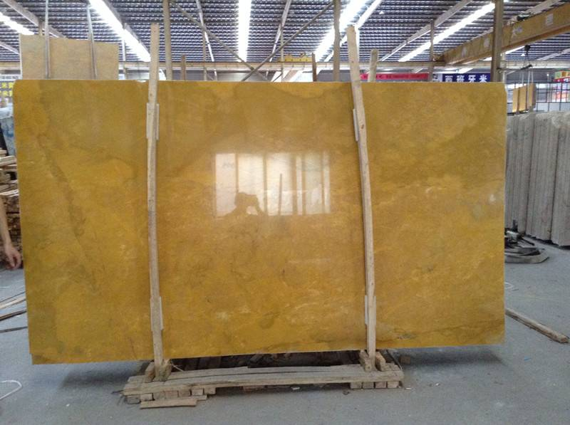 yellow marble slabs - golden marble
