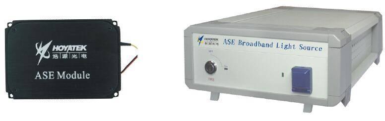 ASE Broadband Light Source