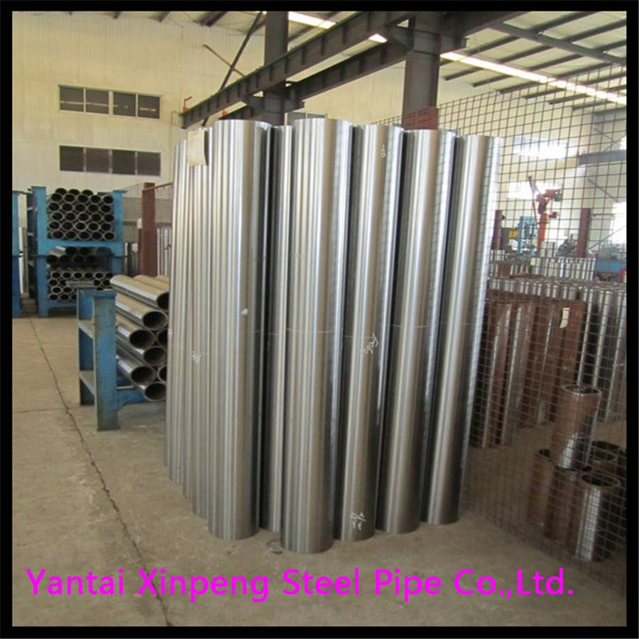 E355 EN10305 seamless carbon steel pipe and tube