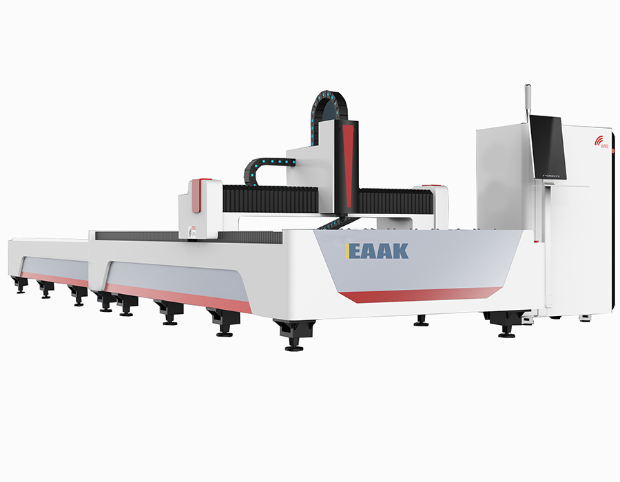 EAAK laser metal cutting machine for stainless steel iron