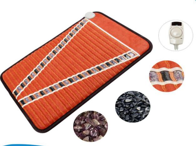 body care massager Thermolife Amethyst Tourmaline Heating Mini Mat V