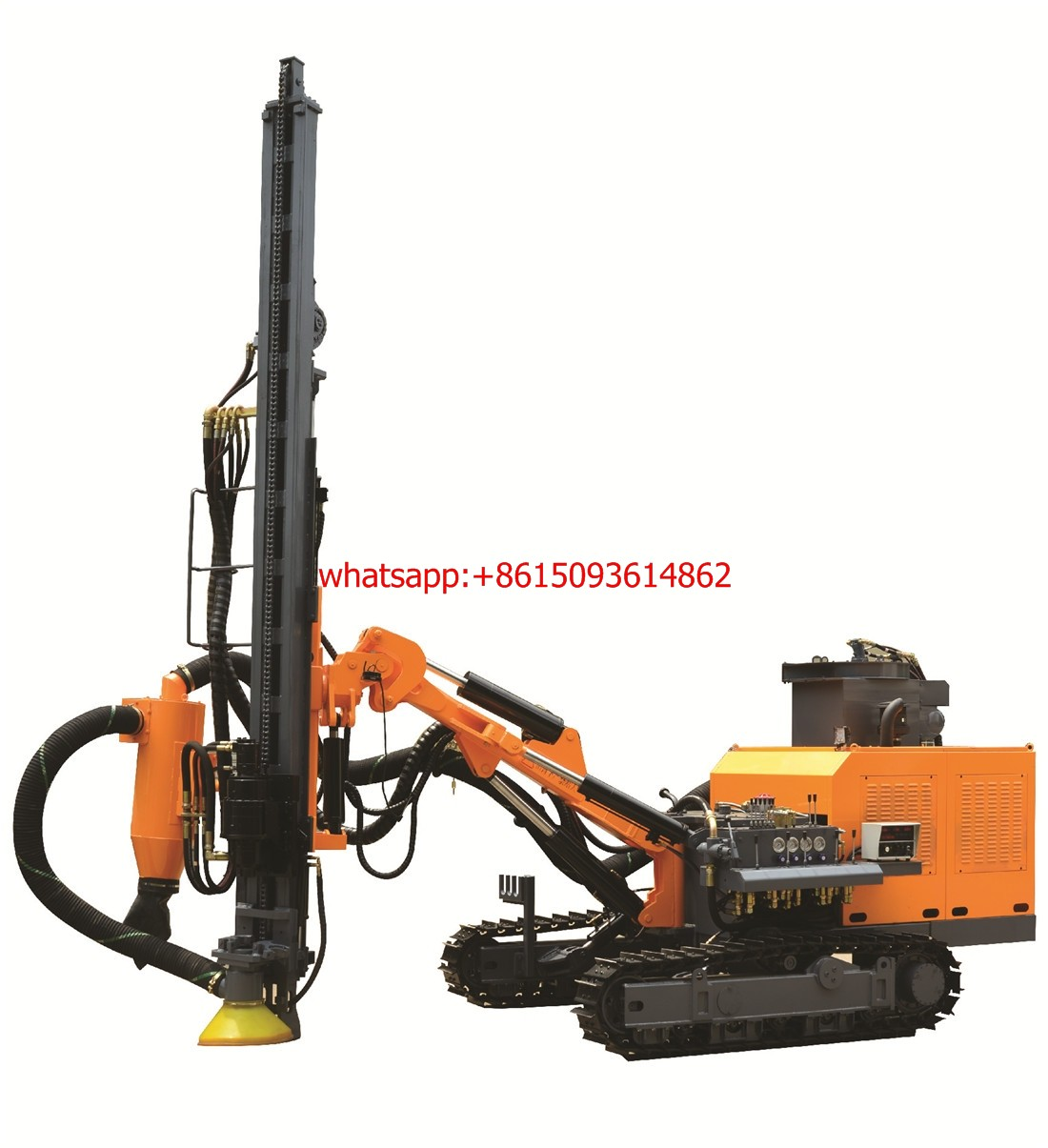 KG520/KG520H DTH drill rig