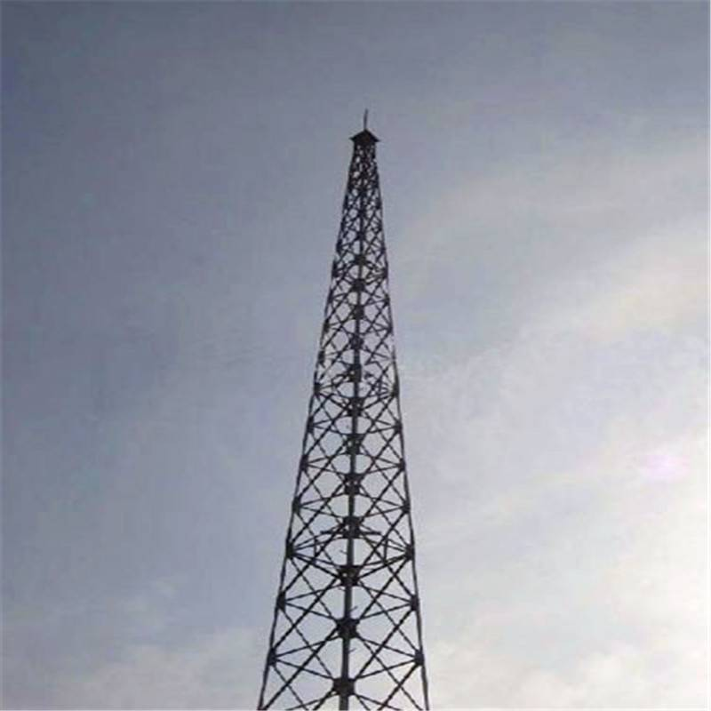 galvanized lighting arrester tower manufacturer
