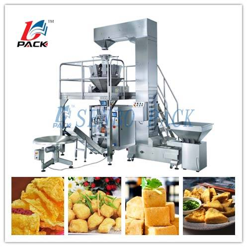 Tofu Packing Machine