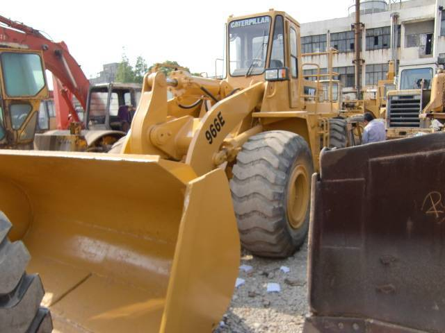 Used CAT966E  Loader