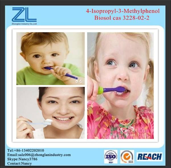 Isopropyl Methylphenol powder