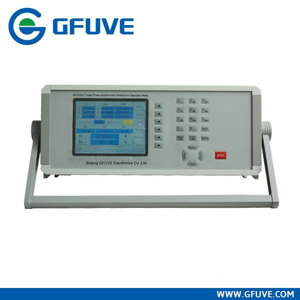GF333V2 THREE PHASE POWER AND ENERGY REFERENCE STANDARD