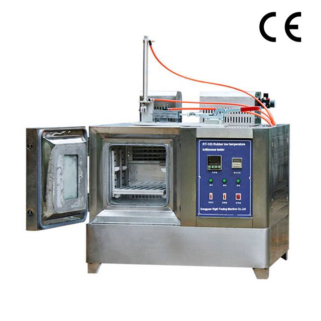 RT-103 Rubber low temperature brittleness tester