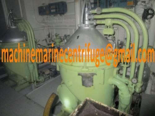 Alfa Laval FOPX 609 Oil Purifier, FOPX 609 Oil Separator, HFO Purifier, Waste Oil Centrifuge,