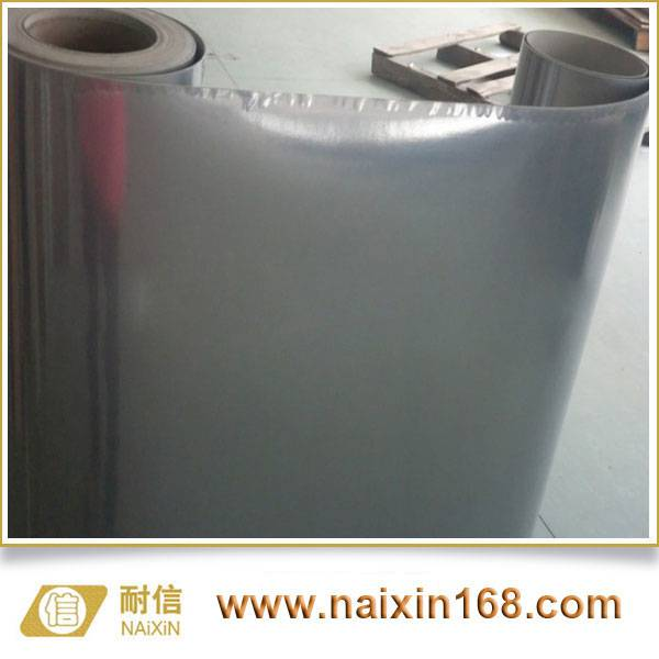 Reflective heat transfer film