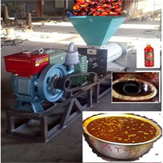 Factory Direct Supply Red Palm Oil Presser with Good Performance