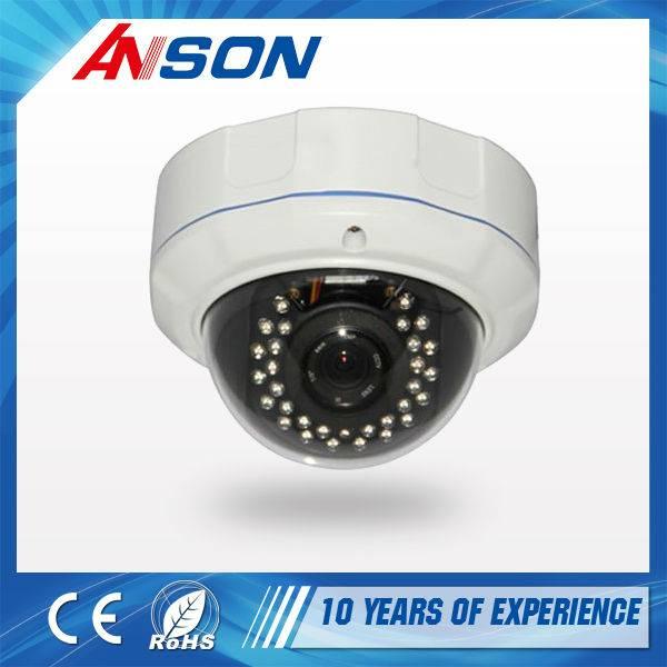 """Security 1/3"""" Sony cmos 1600TVL 1200tvl IR led dome CCTV camera"""