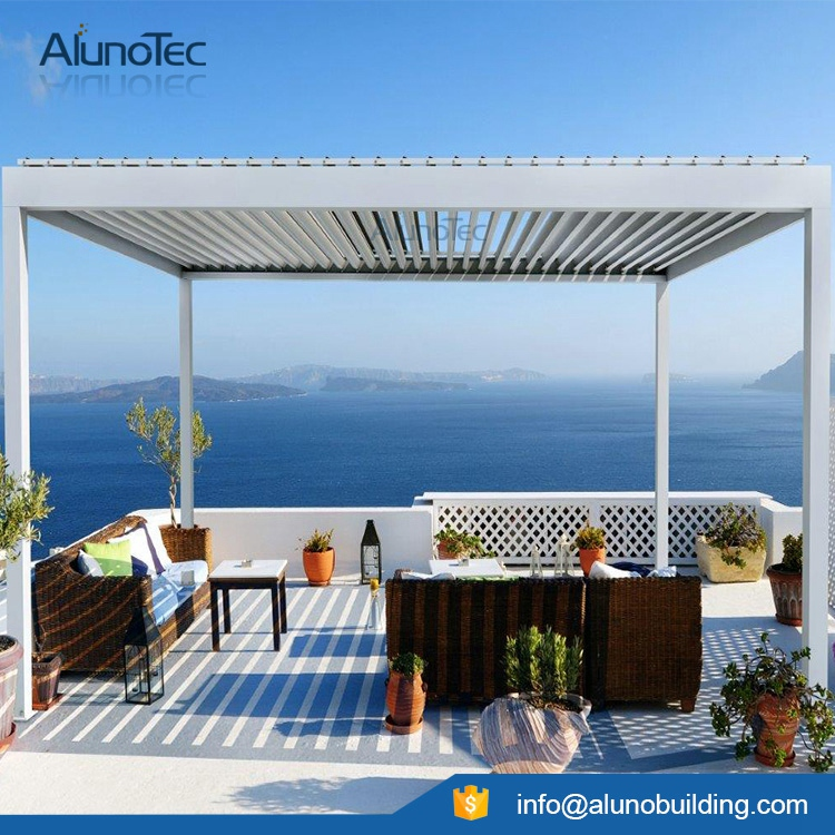 Waterproof Outdoor Patio Pergola