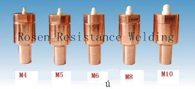 Stud Nut Welding Electrode