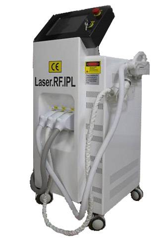 E-light IPL laser RF