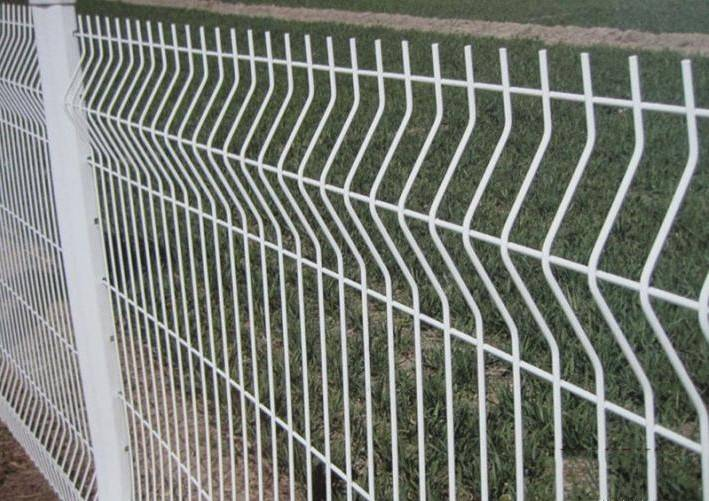 hot dipped galvanized welded wire mesh factory (iso9001 factory) fence panel