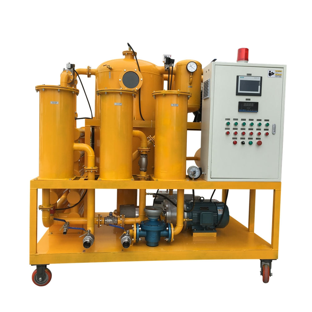 ZYD Series Double-Stage VacuumTransformer Oil Purifier
