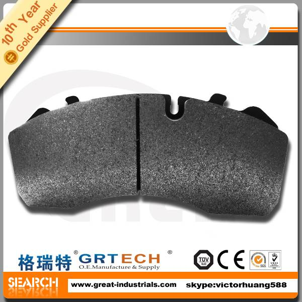 E-mark brake pads, disc brake pads WVA29094