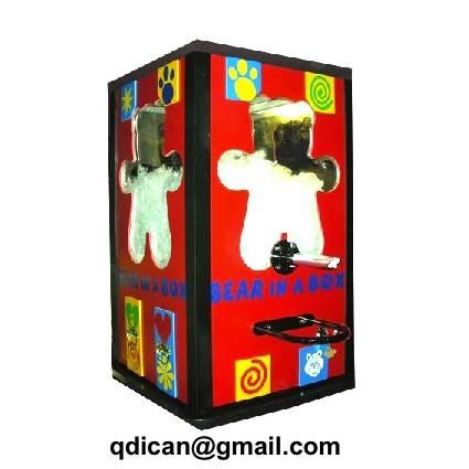 DIY toy stuffing machine