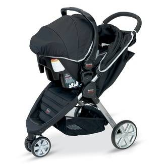 Britax B-Agile and B-Safe Travel System $268.84 FREE Shipping + FREE Gift