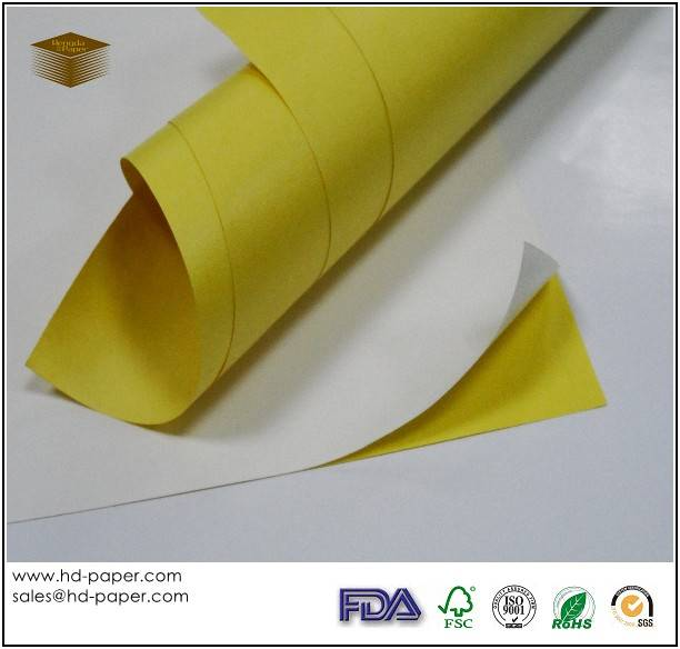 Silicon Coated Release Paper
