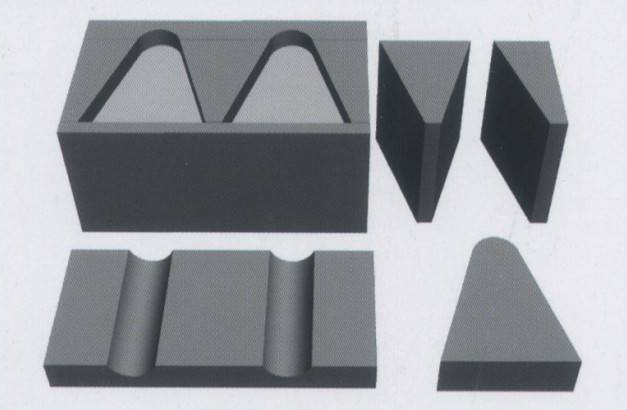 graphite sinstered moulds in diamond tools
