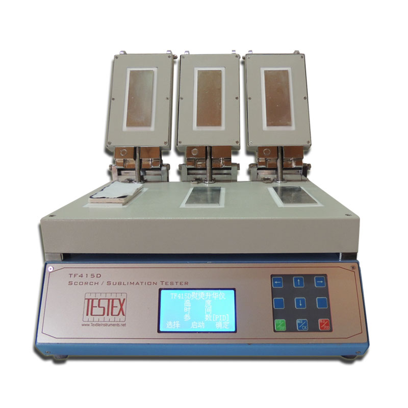 Scorch Tester / Sublimation Tester (TF415D)
