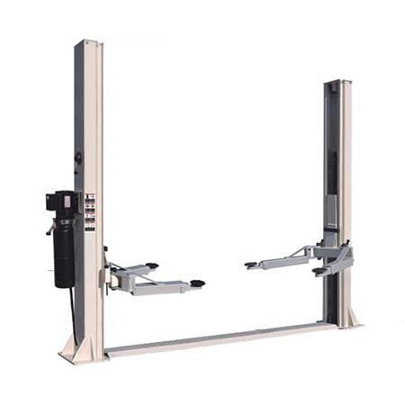 Floor plate manual car lifting equipment with CE