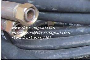 xcmg spare parts  wheel loader parts LW300F  hoses 250900144