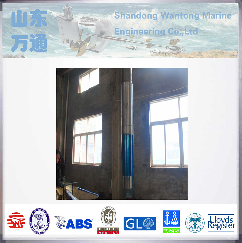 marine forged steel tail shaft propeller shaft for boat