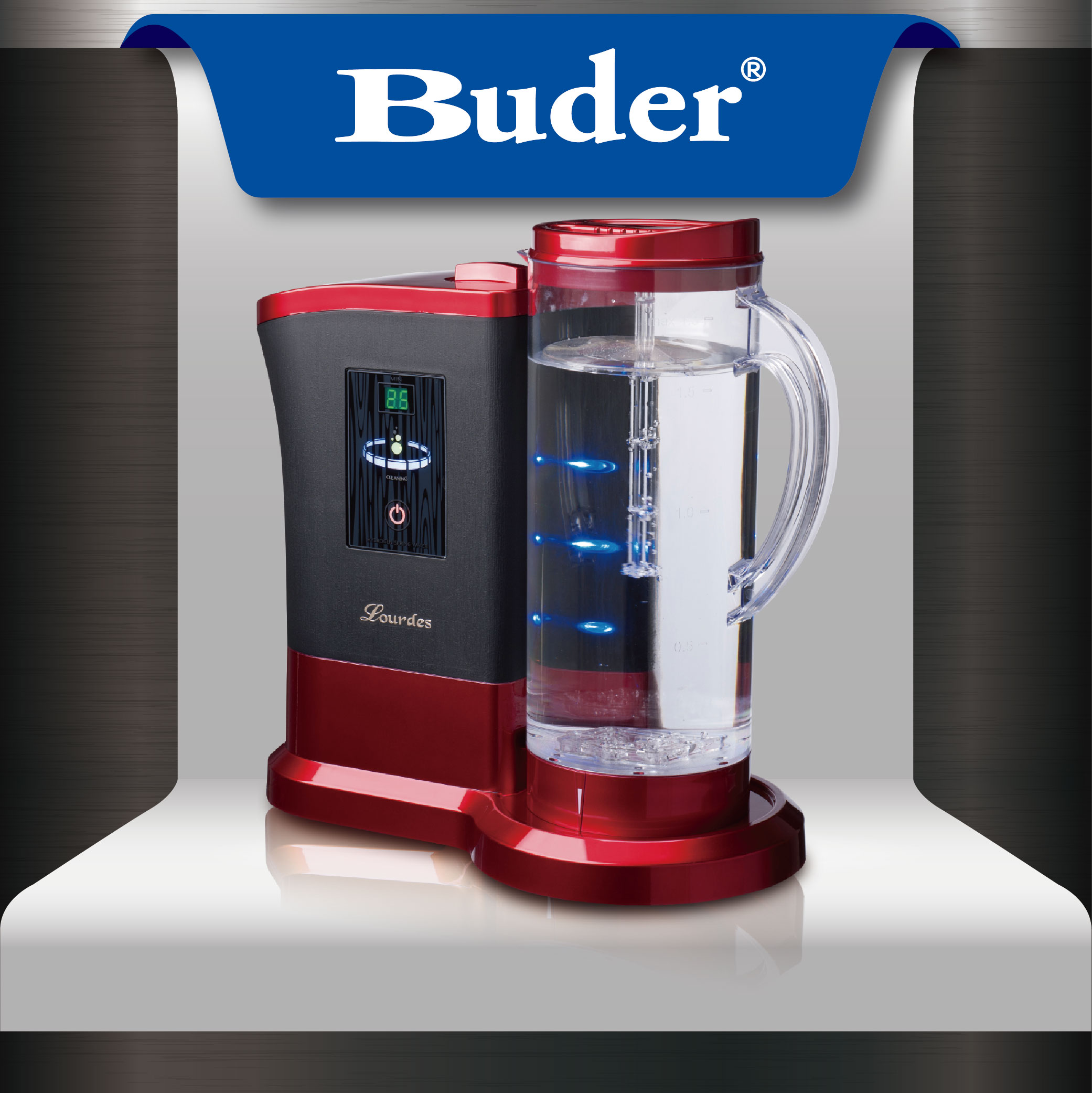 [ Taiwan Buder ] Newest Rich Hydrogen Water Gererator