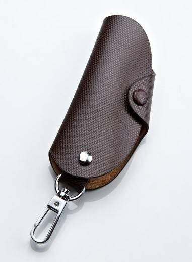 pu leather car key holder pu car key case key wallet
