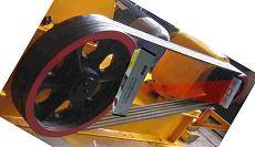 Belt pulley alignment