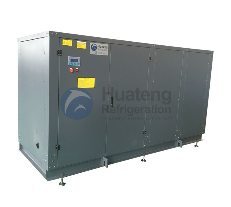 China Box Type 50hz Water Cooled Scroll Chiller