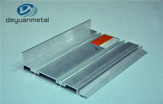 5.98 meter Aluminium Window Extrusions With Mill Fininished