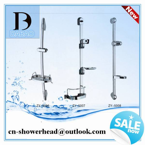 Wall Shower Support Bar, Bath Sliding Bar, Shower Sliding Bar, Shower Head Holder, Bathroom Sliding