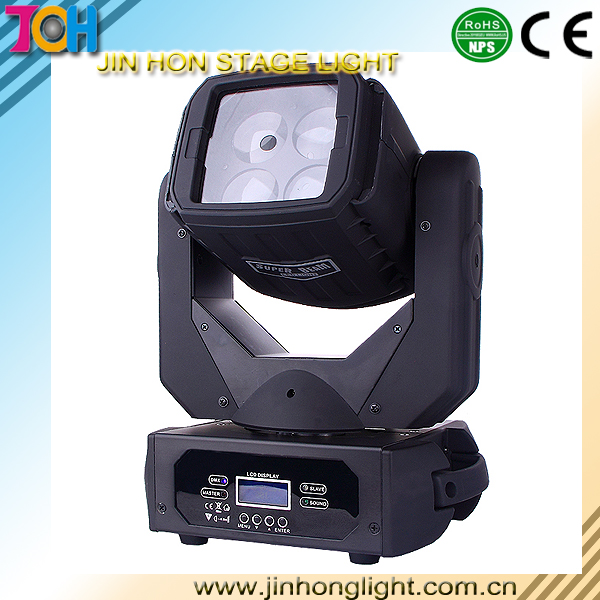 4x25W LED Super Beam Moving Head Light