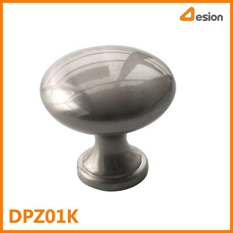 Zinc Alloy Round Knob in 25mm Diameter