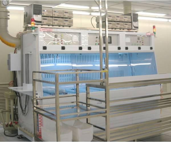 Wafer Electroplating Machine