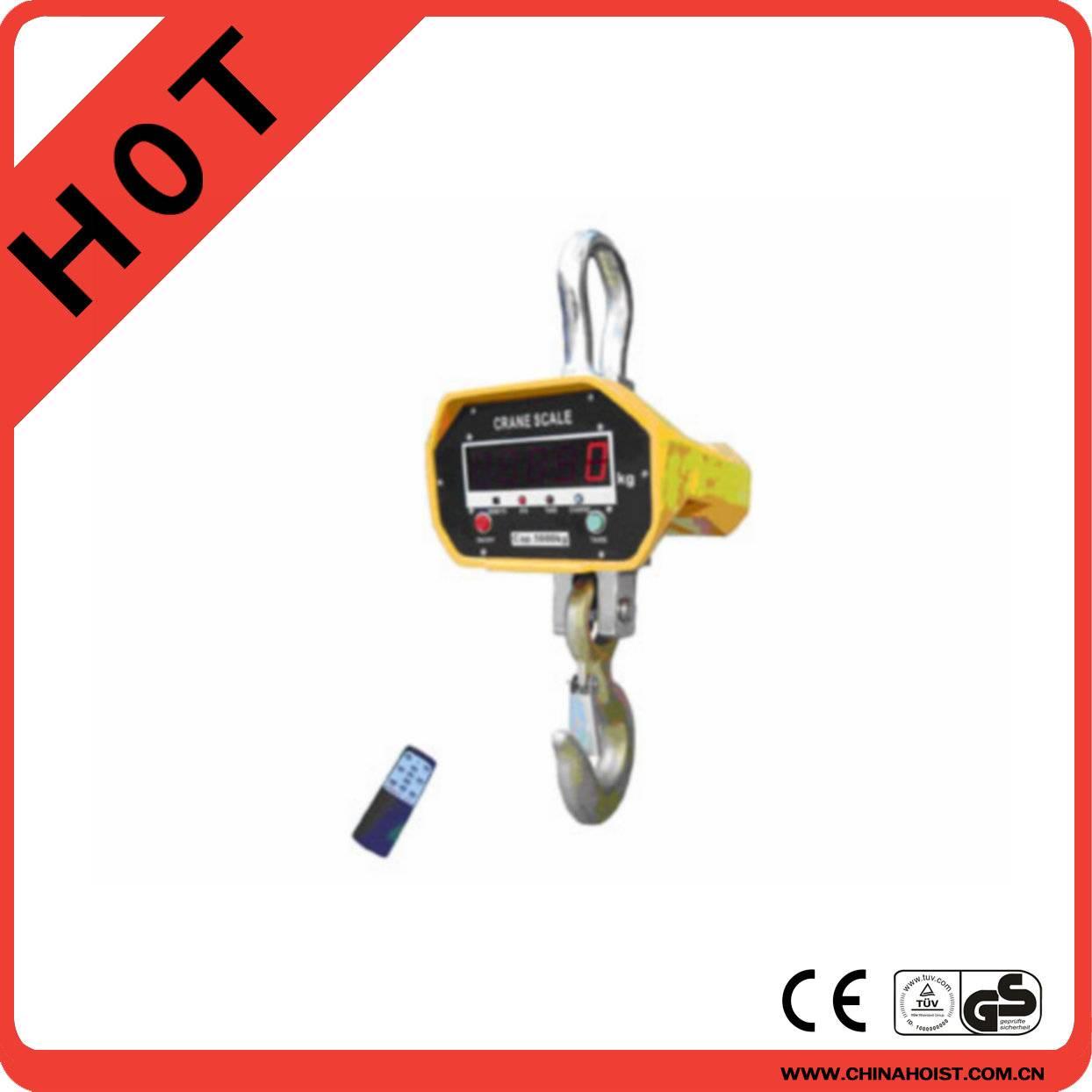 Heavy duty Electronic crane scale, truck scale for heavy duty