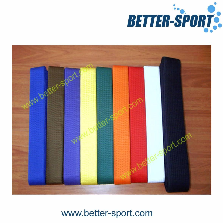 Waistbands, Belts, Taekwondo