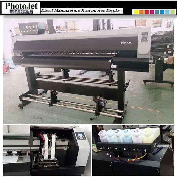 Eco solvent printer machine agent price