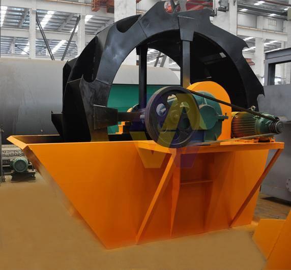 Sand Washing Machine/Sand Washing Machine Manufacturer/Sand Washing Machines