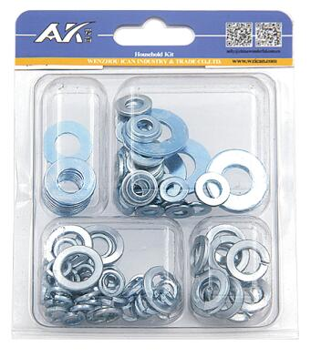 High Pressure Washer Assortment for Auto Parts