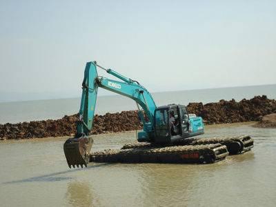 Amphibious Excavator ZD200