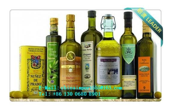 Olive Oil Export To Shenzhen Customs Broker