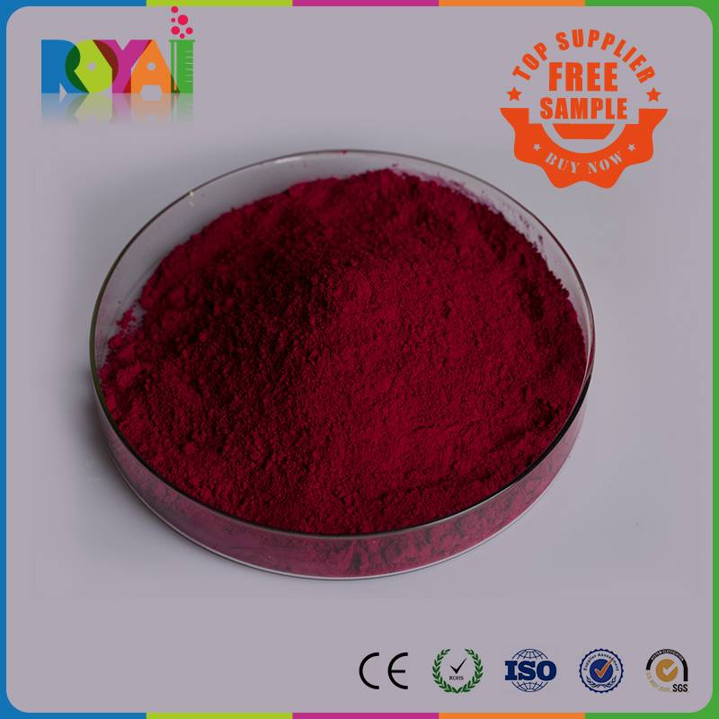 Wholesale high purity pigment red manufacturer
