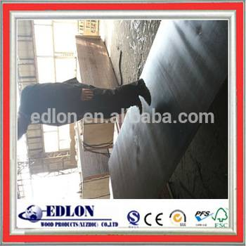 2015 top selling products 1220x2440x18mm phenolic black/brown film faced plywood for formwork