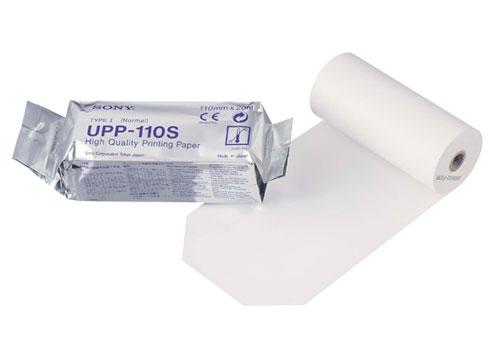 Sony UPP-110S,Sony UPP-110HG,Ultrasound Paper,Sony Thermal Paper,thermal vi